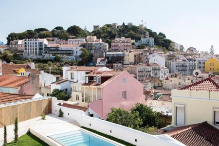 Prédio, Mouraria, Lisboa