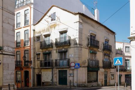 Immeuble, Misericórdia, Lisboa